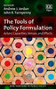 Tools policy formulation